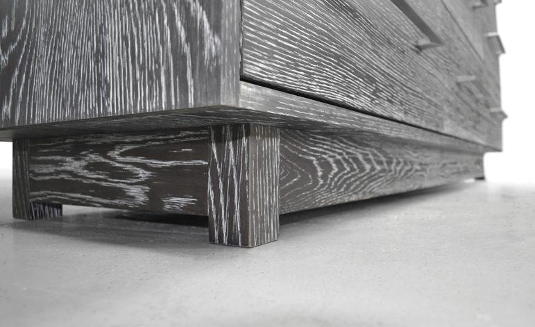 Brandner Design Cerused Dresser