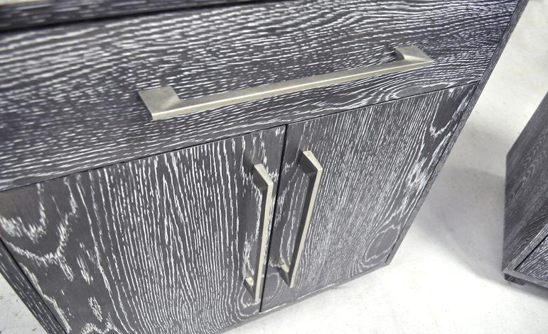 Brandner Design Cerused Nighstand
