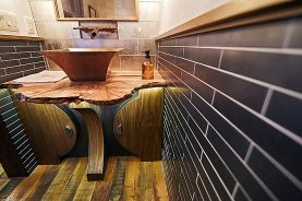 Brandner Design Bridger Bronze Sink