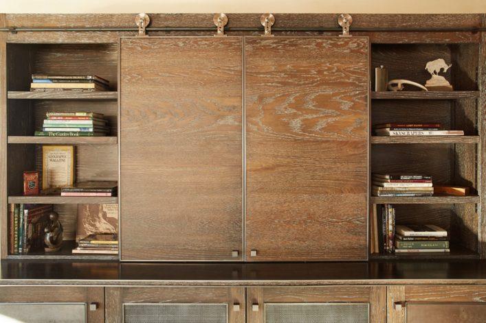 Brandner Design Wood Divided Steel Countertops
