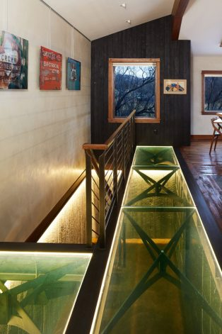 Brandner Design Bridger Stairs and Railing