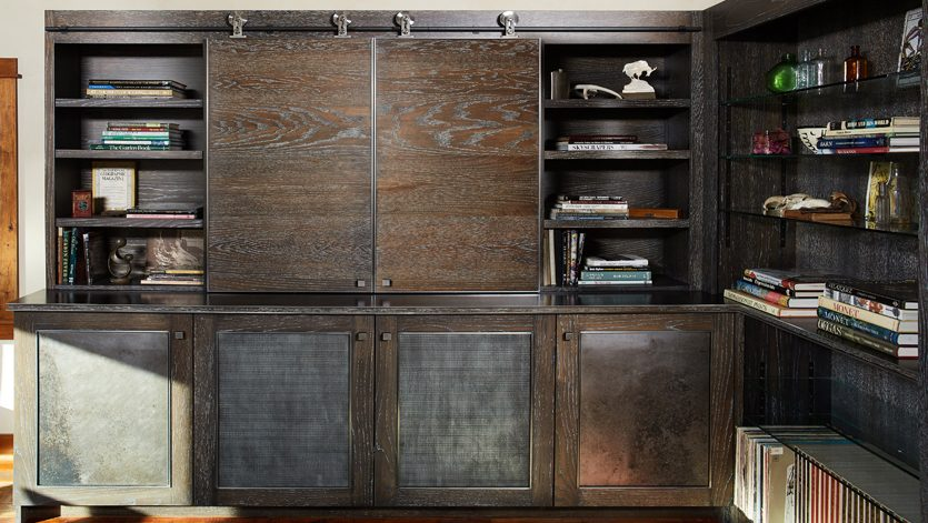 Brandner Design Bridger Built-In Cabinet