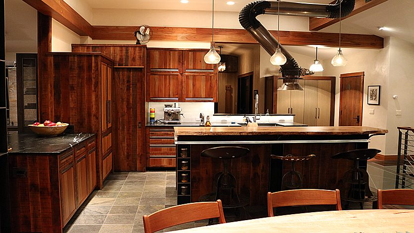 Brandner Design Bridger Kitchen Cabinetry