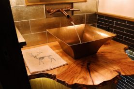 Brandner Design Bridger Bronze Sink