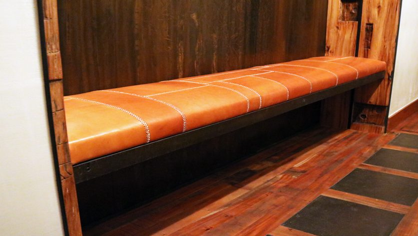 Brandner Design Bridger Bench
