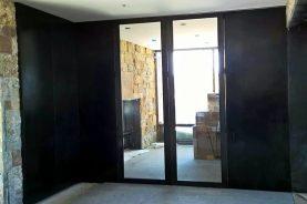 Modern Hidden Accordion Door