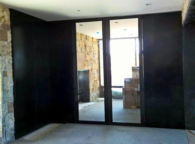 Brandner Design Accordian Door