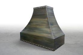Brandner Design Foxtail Oven Hood