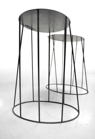 Brandner Design Easton Oblong Side Tables