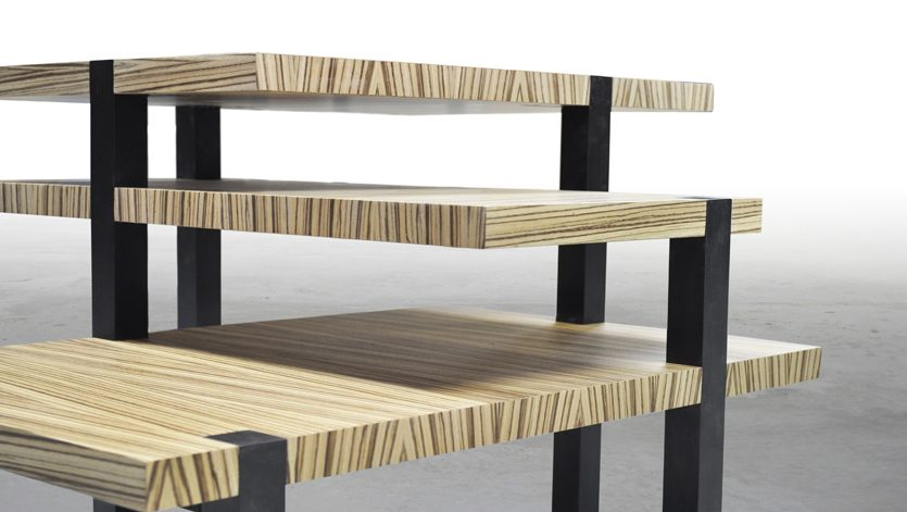 Brandner Design Vali Multi-Level Table
