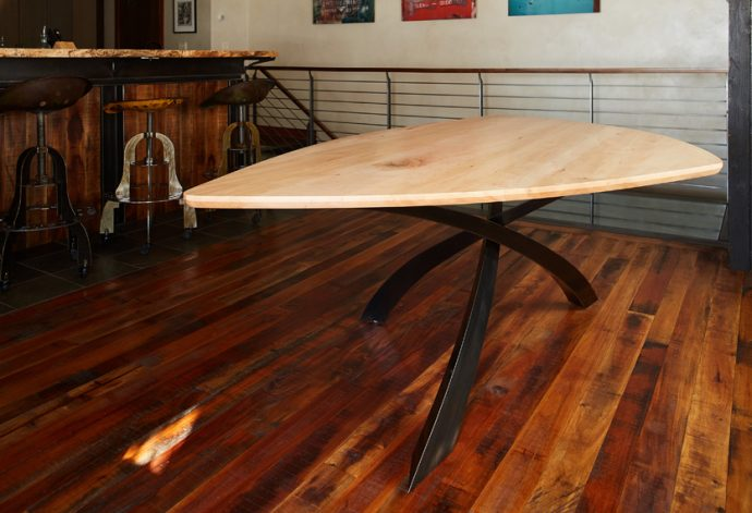 Brandner Design Maple Top Equilibrium