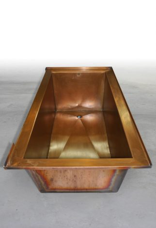 Brandner Design Copper Tub