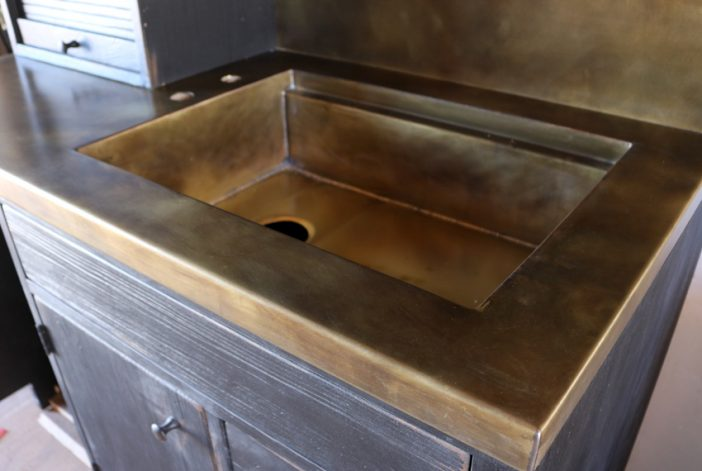 Brandner Design Teton Brass