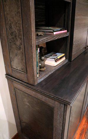 Brandner Design Plated Steel Countertop