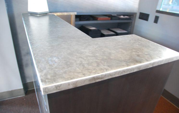 Formed Zinc Countertops Brandner Design