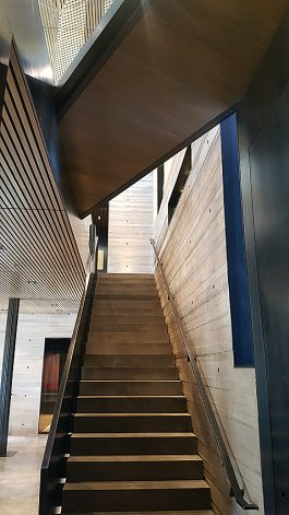 Brandner Design Mountain Industrial Stairs