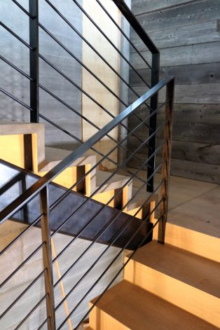 Brandner Design Fish Creek Stairs