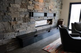 Brandner Design Lone Peak Accent Steel
