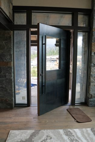Brandner Design Lone Peak Front Entry Door
