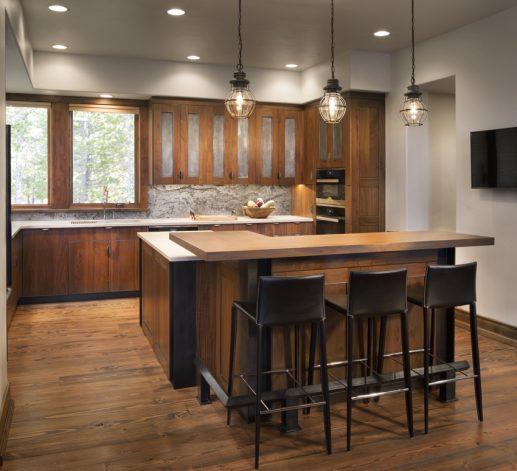 Brandner Design Ross Peak Kitchen
