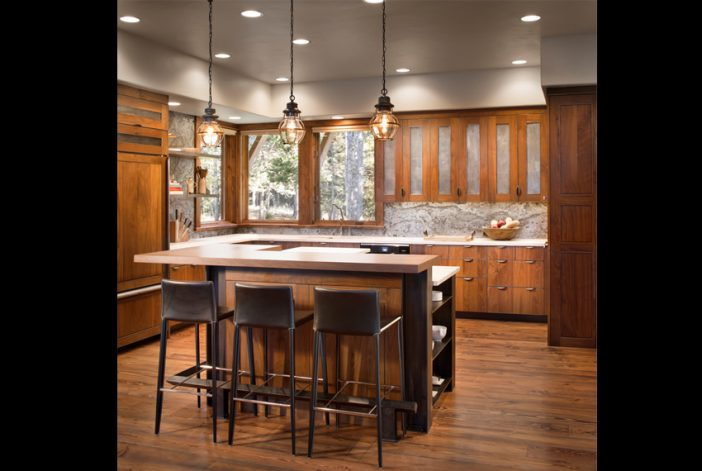 Brandner Design Ross Peak Kitchen