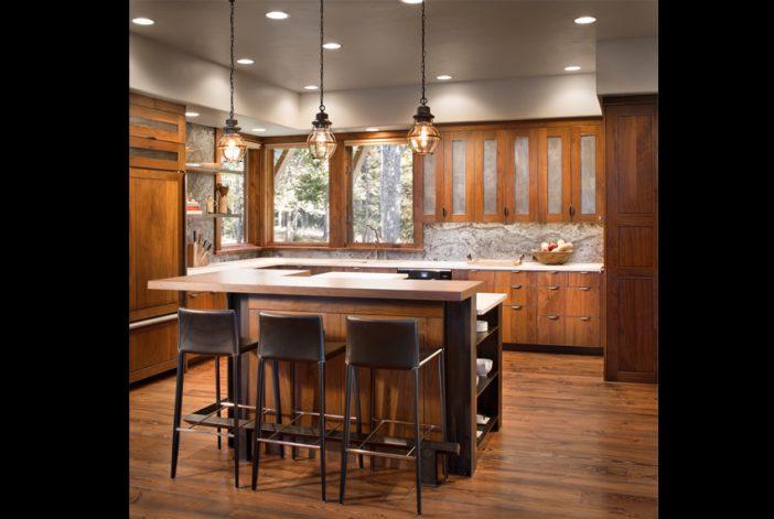 Ross Peak Kitchen - Brandner Design