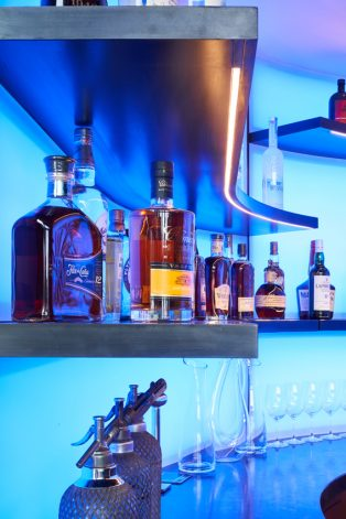 Brandner Design Rockcress Guest House Bar