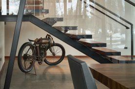 Brandner Design Rockcress Guest House Stairs