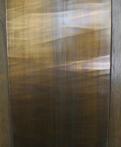 Brandner Design Hammered Bronze