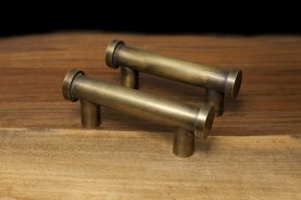 "Brandner Design 6"" Bronze Bone Pull"