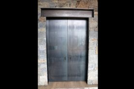 Brandner Design Lone Peak Pocket Door