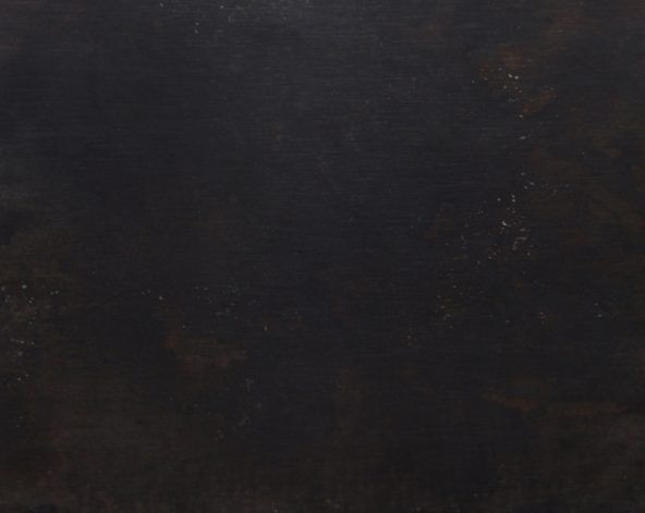 Brandner Design Weathered Black and Bronze on Stainless Steel