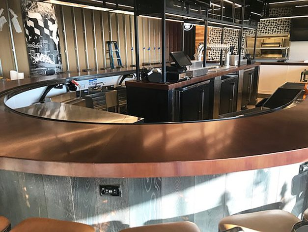 Brandner Design La Carnita Bar BWI Airport