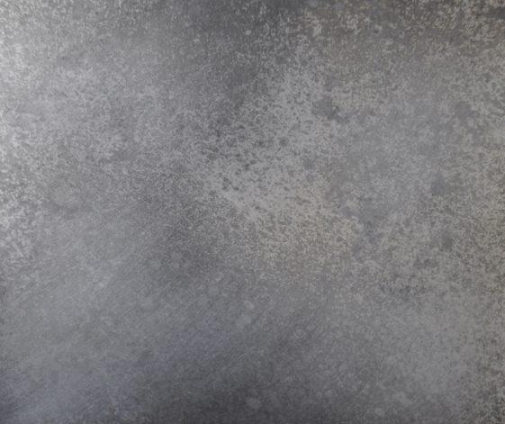 Brandner Design Speckled Black on Stainless Steel