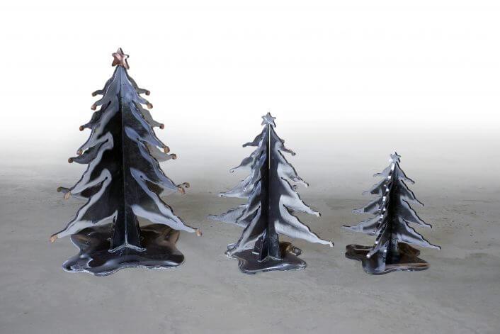metal christmas Tree