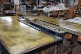 Brandner Design Brass Counters
