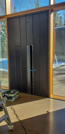Brandner Design Pehl Headley Door