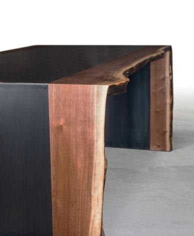 Steel Anderson Desk