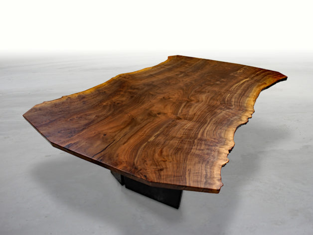 Claro Walnut Table