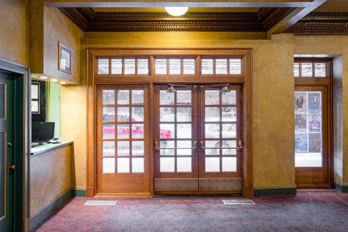 Ellen Theatre Doors