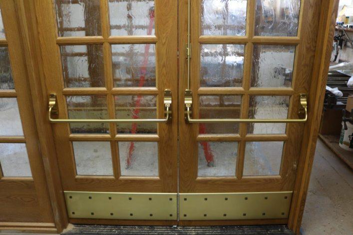 The Ellen Theatre Entry Doors