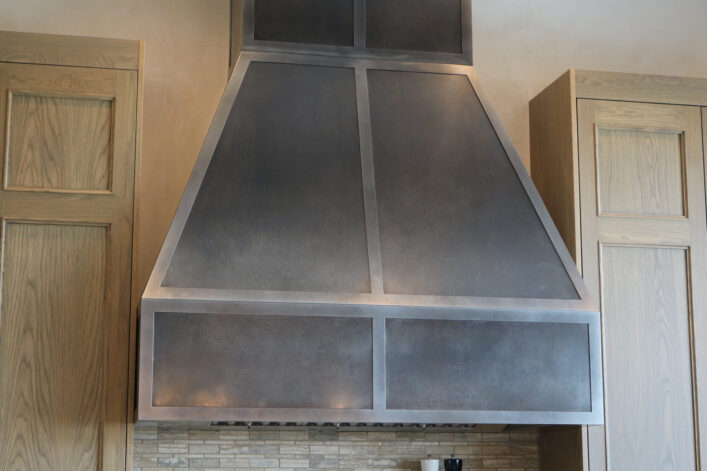 Eagle View Range Hood