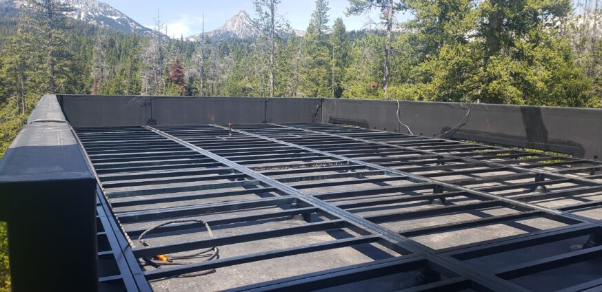 Ross Peak Rooftop Deck System System