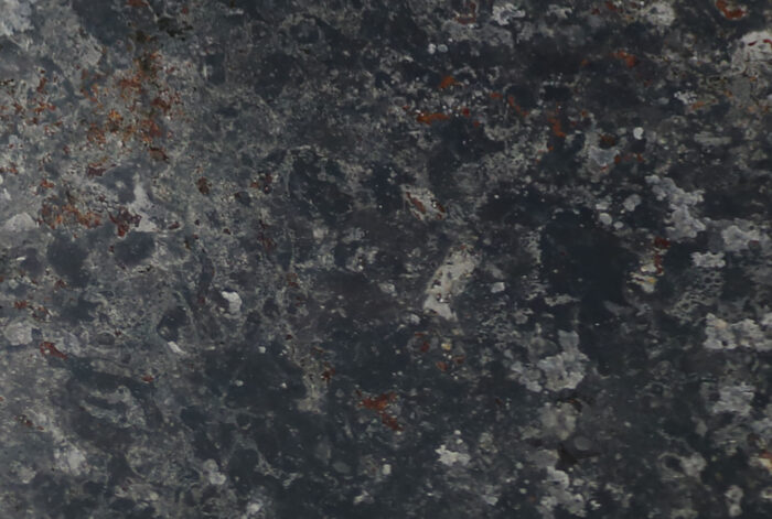 Black Etched Stainless Patina