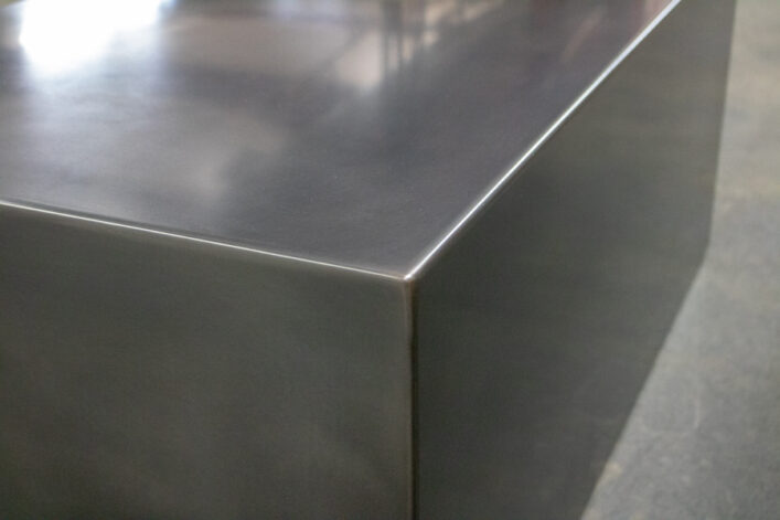 charcoal stainless steel judd box