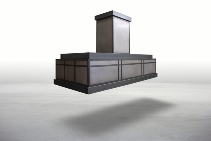Mighty Island Range Hood