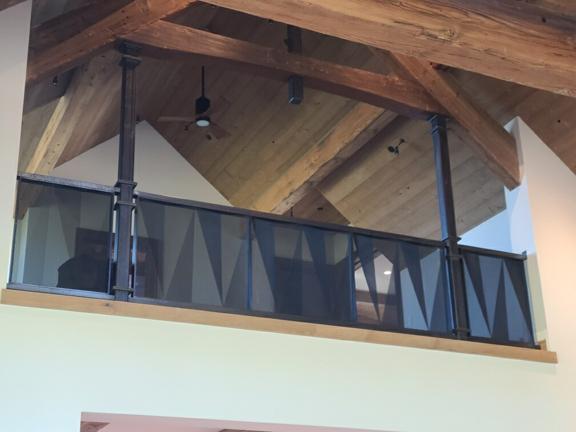 Ascent Balcony Railing