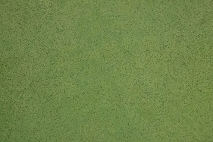 Solid Green Copper Patina