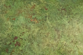 Weathered Green Copper
