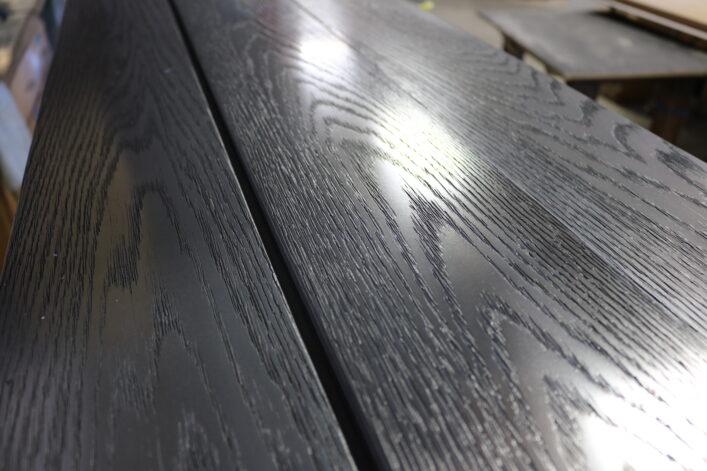 Aluminized Grey Wood